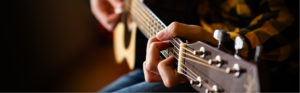 Playing Guitar for Country and Blues